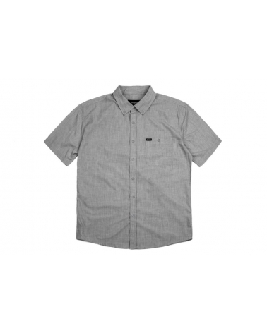 Brixton Camisa Central S/S Hombre
