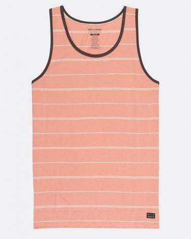 Billabong T-shirt Tirantes Die Cut Stripe Men