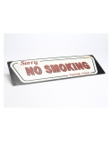 Amadeus Placa Deco No Smoking