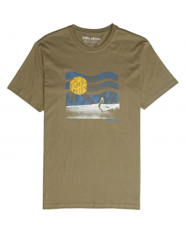 Billabong Outline Tee Ss