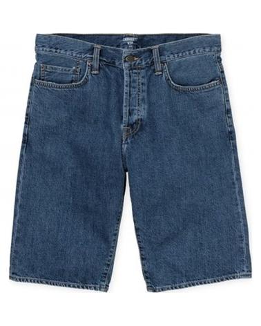 Carhartt Klondike Short Blue Stone Washed No Lenght