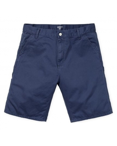 Carhartt Ruck Single Knee Short Blue Stone Washed No Lenght