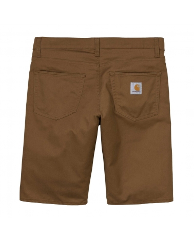 Carhartt Klondike Short Hamilton Brown Rinsed