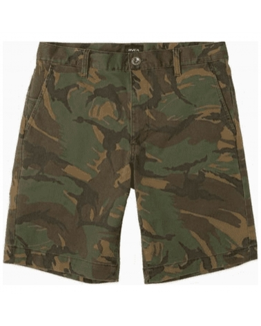 Rvca Weekend Stretch Short