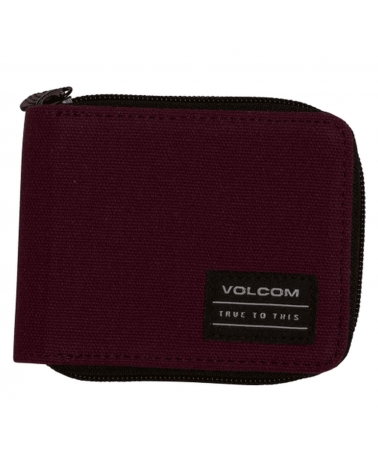 Volcom Full Zip Wallet