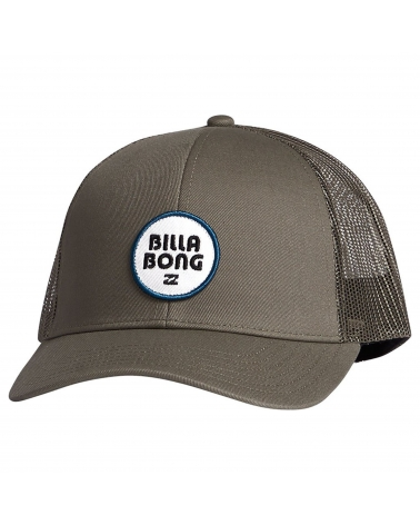 Billabong Walled Trucker Khaki