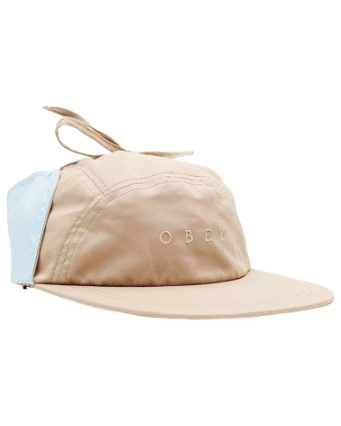 Obey Shady 5 Panel Hat