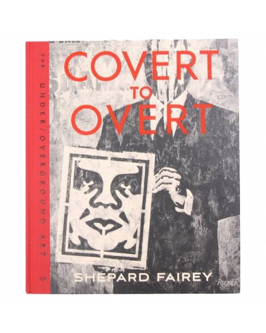 Obey Covert To Overt Book Assorted