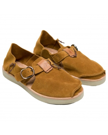Shoes Satorisan Benirras Suede Amber