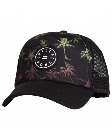 Billabong Scope Trucker Neon