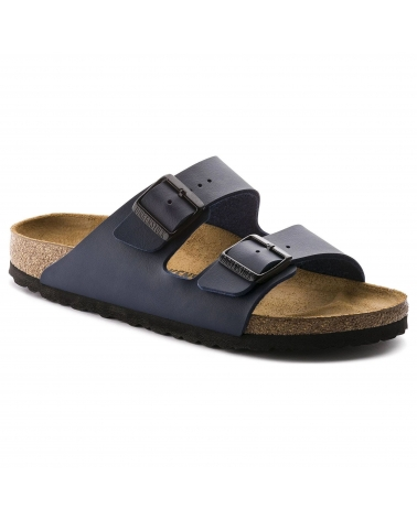 Birkenstock Arizona Bf Blue Regurar Fit