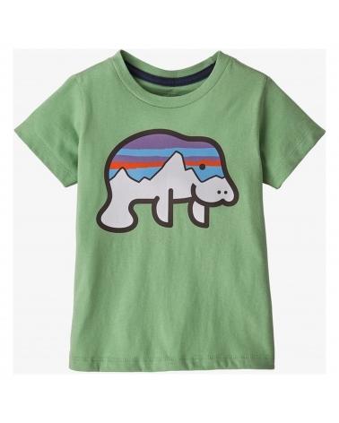 Patagonia Baby Graphic Organic Tshirt