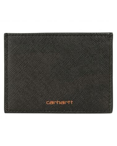Carhartt Coated Card Holder Camo Evergreen