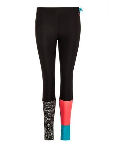 Surf Leggins Protest Superman Mujer