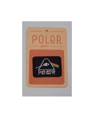 Patch Poler Psychadelic Iron-On